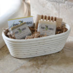 Two Bar of Soap Gift Basket