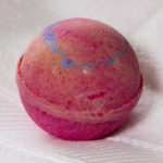 Bath bomb, handmade, handcrafted with essential oils and fun flavors. Drop in your bath and relax.